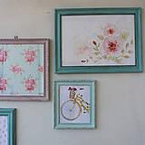 Obrázky - Little Old Flower - predaný - 7946427_