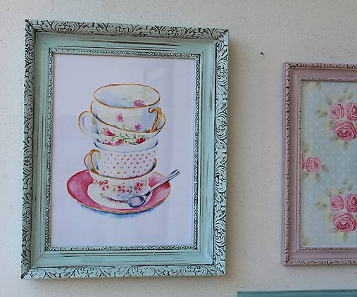 Little Old Porcelain - predaný