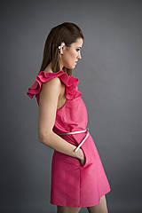 Šaty - Letné košelové šaty - 7947288_