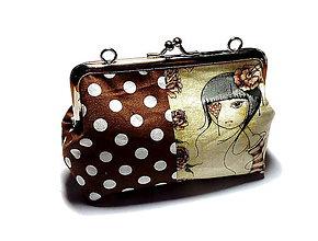 Peňaženky - taštička/peňaženka - 7952752_