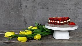 Pomôcky - Betónový stojan na tortu DULCIS - 7953908_