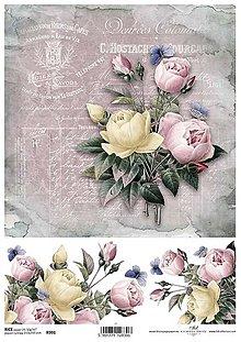 Papier - Ryžový papier R 991 - 7953223_