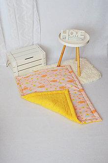 Textil - MINKY deka 70x90cm - 7951699_