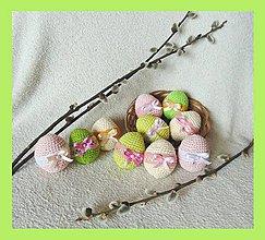 Dekorácie - Veľkonočné vajíčka 2 :) - 7955811_