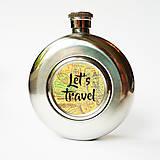 Iné - Ploskačka - Let's travel - 7955893_