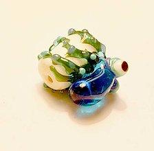 Iné šperky - RUČNĚ VYROBENÁ VINUTKA S CHOBOTNICÍ - 7957640_