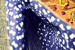 Kabelky - Korková ľudová mini - 7958383_