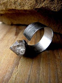 Prstene - Organic (marmarošský diamant) - 7955257_