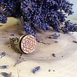 Prstene - Prsteň Mandala - 7956498_