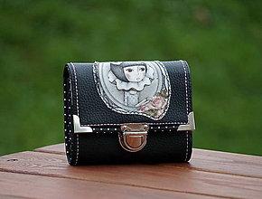 Peňaženky - Peněženka Mirabelle 02, 8 karet, na fotky - 7955958_