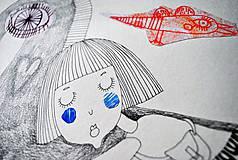 Kresby - môj koník - 7957830_