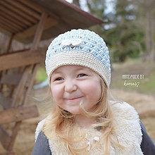 Detské čiapky - Prechodná bavlnená ...