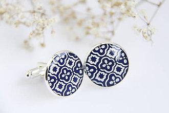 Šperky - Manžetové gombičky - 7960820_