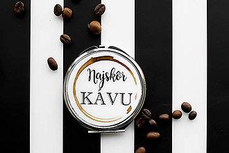 Zrkadielka - Kávu prosíím ! - 7960981_