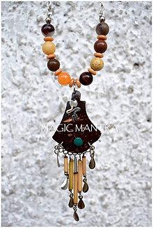 Náhrdelníky - Aborigin - 7961823_