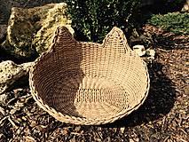 Košíky - Mačací pelech (Hnedá Palisander) - 7959263_