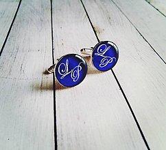 Šperky - Manžetové gombíky na objednávku :) - 7959622_