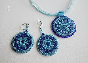 Sady šperkov - Set náhrdelník a náušnice