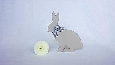 Dekorácie - Veľkonočný zajac - 7959748_