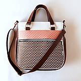 Veľké tašky - Big Sandy - Bodkovaná - 7961410_