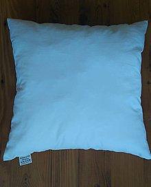 Úžitkový textil - Výplňový vankúš 40 x 40 cm - 7962665_