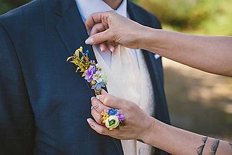 Pierka - Pierko pre ženícha \