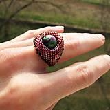 Prstene - rubín v zoiste - 7959011_