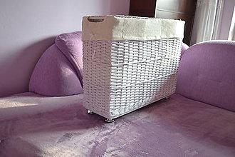 Košíky - Kôš na prádlo IVETKA - 7961557_