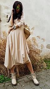 Šaty - Šaty Sofia béžové - 7960751_