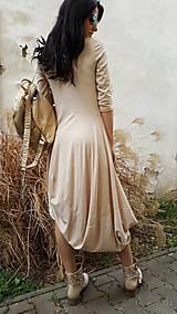 Šaty - Šaty Sofia béžové - 7960752_
