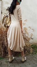 Šaty - Šaty Sofia béžové - 7960758_