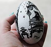 Dekorácie - Husacie vajíčka rozprávkové - kolekcia - 7960201_