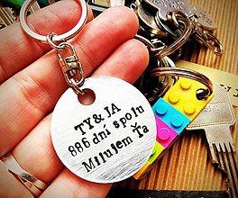 Kľúčenky - TY&JA  xxx dní spolu - 7968219_