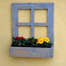 Dekorácie - OKNO na kvety - 7965291_