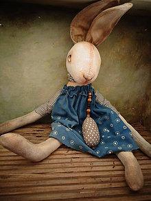 Bábiky - Velká zajíčková - 7963969_