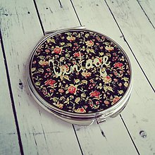 Zrkadielka - Zrkadielko vintage - 7967627_