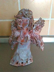 Socha - Piaty anjel.... - 7966563_