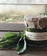 - Pesto z medvedieho cesnaku  - 7965710_