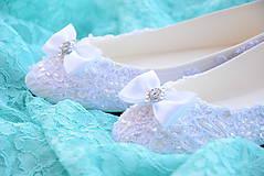 - Svadobné balerínky - 7964087_