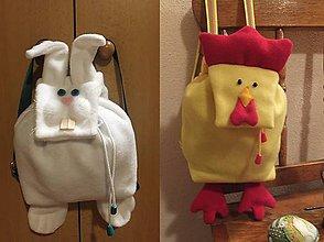 Detské tašky - Batoh pre polievača a šibačku - 7963754_