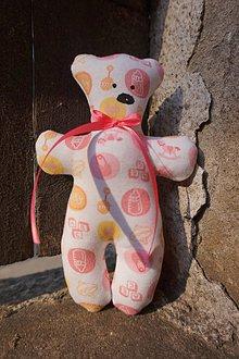 Hračky - macík ružový 2 - 7966083_