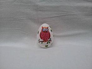 Dekorácie - veľkonočné vajíčko - 7965176_