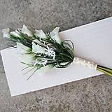 Svadobná kytica z kál