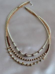 Sady šperkov - Súprava s jaspisom - 7970955_