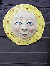 Dekorácie - Jarné slnko - 7968815_