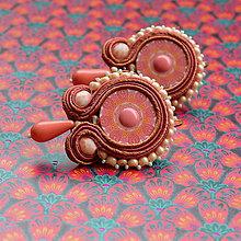 Náušnice - Indian Boho earrings n.3 -  sutaškové náušnice - 7969541_