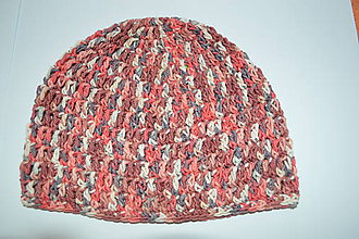 Detské čiapky - Háčkovaná čiapočka - 7971521_