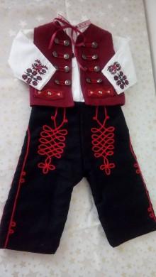 Detské oblečenie - Baby krojík pre chlapca - 7972480_