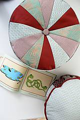 Úžitkový textil - Puf/sedák pre dievčatko :-) - 7971427_
