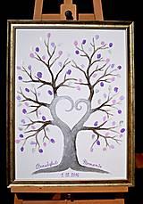 Obrazy - Svadobný strom - 7970288_